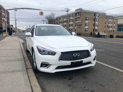 2019 Infiniti Q50 for sale at OFIER AUTO SALES in Freeport NY
