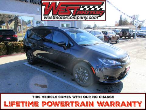 2020 Chrysler Pacifica for sale at West Motor Company in Preston ID
