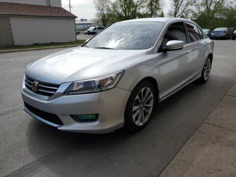 2014 Honda Accord for sale at MIDWEST CAR SEARCH in Fridley MN