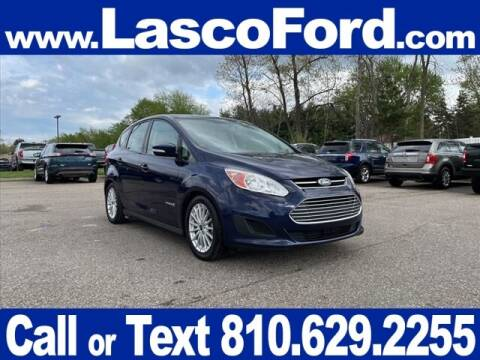 2016 Ford C-MAX Hybrid for sale at Lasco of Grand Blanc in Grand Blanc MI