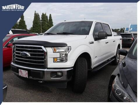 2017 Ford F-150 for sale at BARTOW FORD CO. in Bartow FL