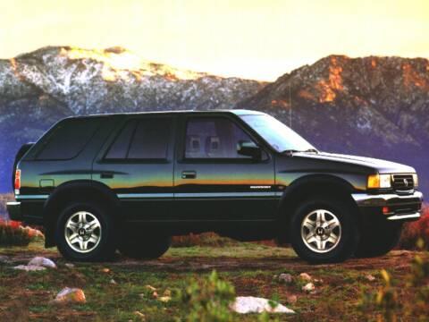 1996 Honda Passport for sale at St. Croix Classics in Lakeland MN