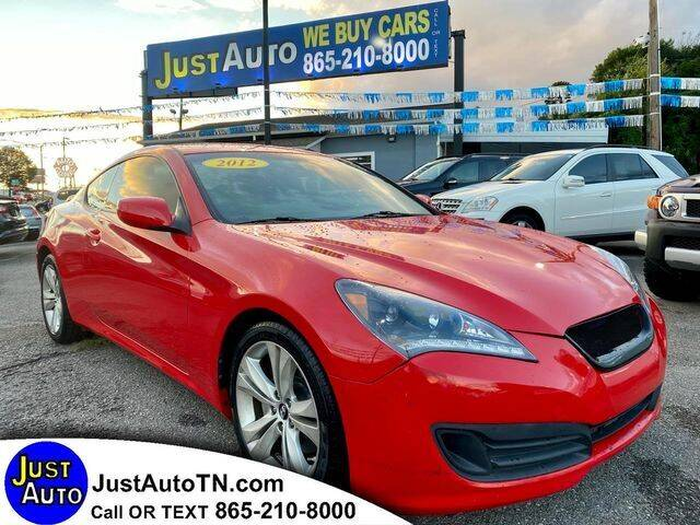 2012 Hyundai Genesis Coupe for sale in Knoxville, TN