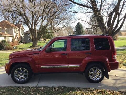 2010 Jeep Liberty for sale at Bam Motors in Dallas Center IA