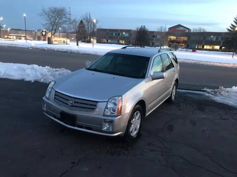 2004 Cadillac SRX for sale at Lux Car Sales in South Easton MA