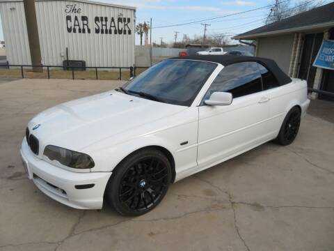 2000 BMW 3 Series for sale at The Car Shack in Corpus Christi TX