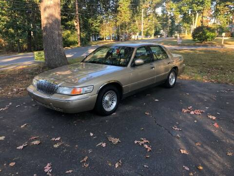 2000 Mercury Grand Marquis for sale at Billycars in Wilmington MA