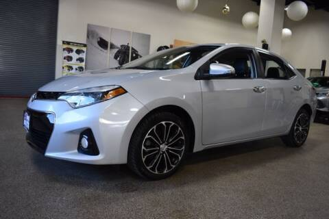2016 Toyota Corolla for sale at DONE DEAL MOTORS in Canton MA