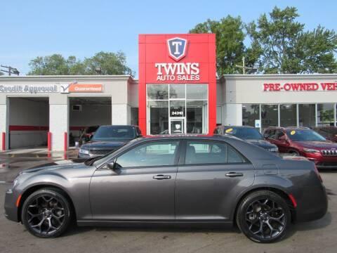 2019 Chrysler 300 for sale at Twins Auto Sales Inc - Detroit in Detroit MI
