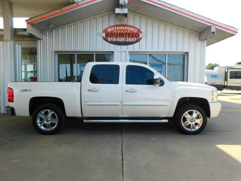 2012 Chevrolet Silverado 1500 for sale at Motorsports Unlimited in McAlester OK