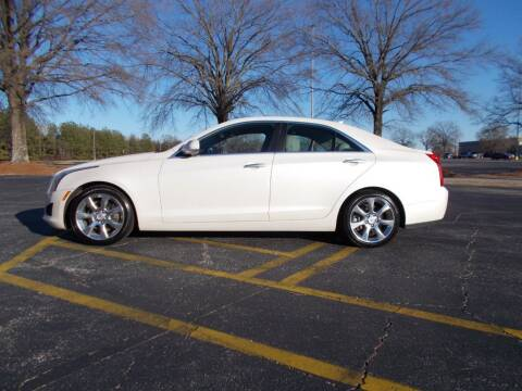 2013 Cadillac ATS for sale at A & P Automotive in Montgomery AL