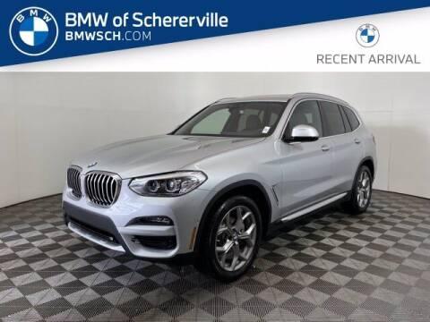 2021 BMW X3 for sale at BMW of Schererville in Schererville IN