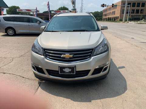 2016 Chevrolet Traverse for sale at Mulder Auto Tire and Lube in Orange City IA