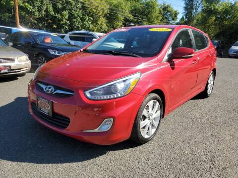 2014 Hyundai Accent for sale at CENTRAL GROUP in Raritan NJ