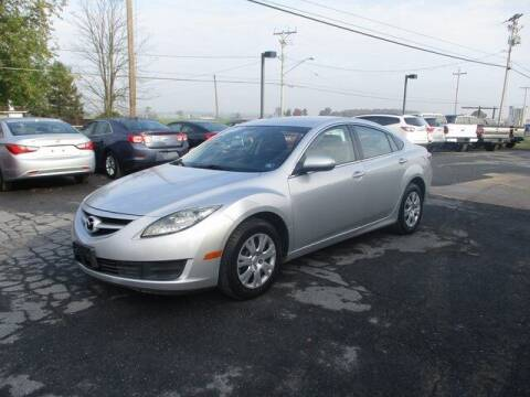 2009 Mazda MAZDA6 for sale at FINAL DRIVE AUTO SALES INC in Shippensburg PA