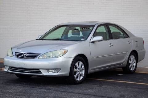 2005 Toyota Camry for sale at Carland Auto Sales INC. in Portsmouth VA