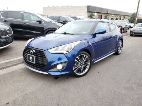 2016 Hyundai Veloster for sale at High Line Auto Sales in Salt Lake City UT