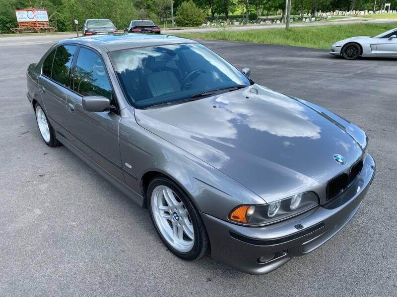 2003 BMW 5 Series for sale at Hillside Motors in Jamestown KY