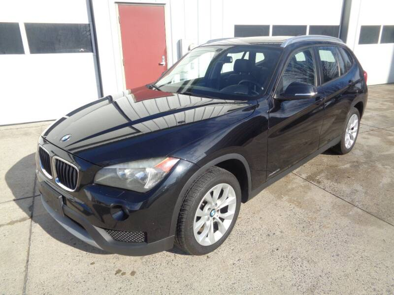 2013 BMW X1 for sale at Lewin Yount Auto Sales in Winchester VA