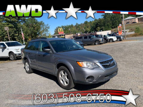 2009 Subaru Outback for sale at J & E AUTOMALL in Pelham NH