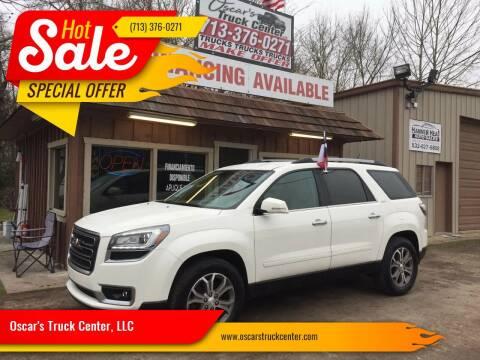 2013 GMC Acadia for sale at Oscar's Truck Center, LLC in Houston TX