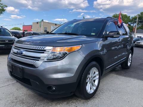 2013 Ford Explorer for sale at Crestwood Auto Center in Richmond VA