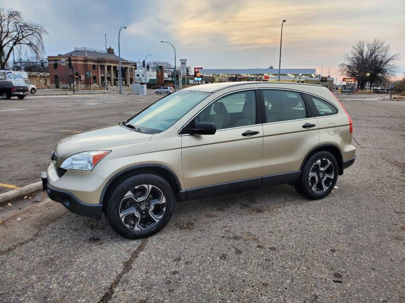 2009 Honda CR-V for sale at GOOD NEWS AUTO SALES in Fargo ND
