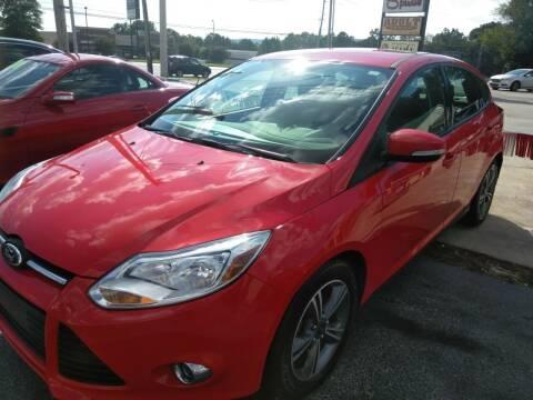 2014 Ford Focus for sale at AUTOPLEX 528 LLC in Huntsville AL