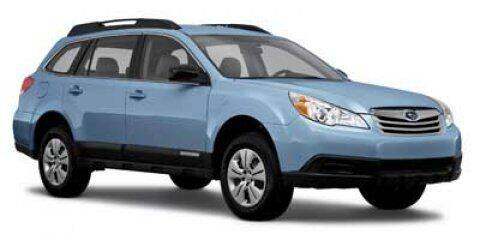 2011 Subaru Outback for sale at Park Place Motor Cars in Rochester MN