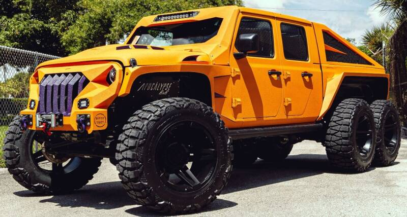 2021 Apocalypse HellFire for sale at South Florida Jeeps in Fort Lauderdale FL