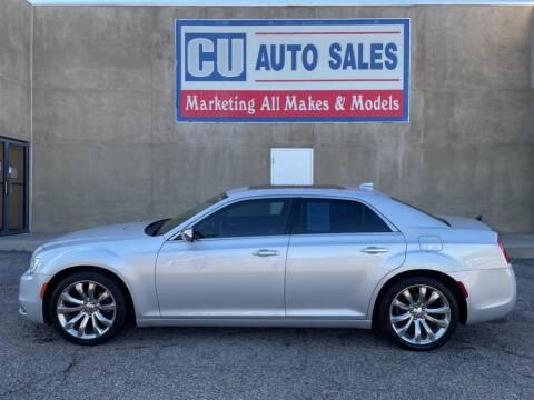 2020 Chrysler 300 for sale at C U Auto Sales in Albuquerque NM