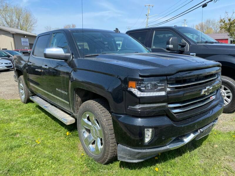 2016 Chevrolet Silverado 1500 for sale at RS Motors in Falconer NY
