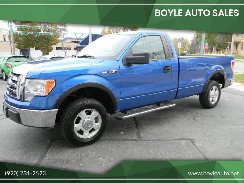 2009 Ford F-150 for sale at Boyle Auto Sales in Appleton WI