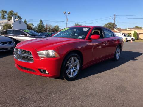 2011 Dodge Charger for sale at Majestic Automotive Group in Cinnaminson NJ
