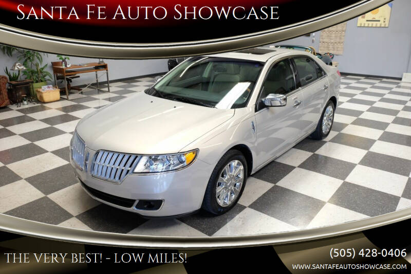 2010 Lincoln MKZ for sale at Santa Fe Auto Showcase in Santa Fe NM