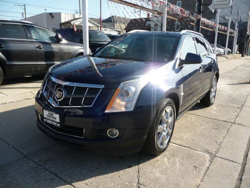 2010 Cadillac SRX for sale at CAR CENTER INC in Chicago IL