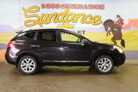 2012 Nissan Rogue for sale at Sundance Chevrolet in Grand Ledge MI