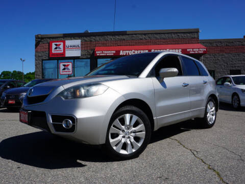 2010 Acura RDX for sale at AutoCredit SuperStore in Lowell MA