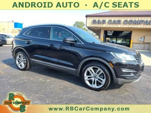 2017 Lincoln MKC for sale at R & B Car Company in South Bend IN