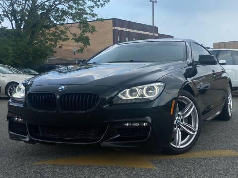 2013 BMW 6 Series for sale at MAGIC AUTO SALES - Magic Auto Prestige in South Hackensack NJ
