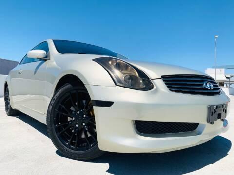 2007 Infiniti G35 for sale at Empire Auto Sales in San Jose CA