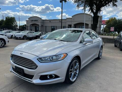 2014 Ford Fusion for sale at CityWide Motors in Garland TX