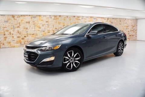 2020 Chevrolet Malibu for sale at Jerry's Buick GMC in Weatherford TX