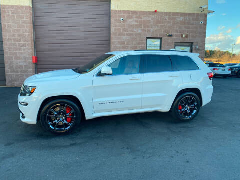 2015 Jeep Grand Cherokee for sale at CarNu  Sales in Warminster PA