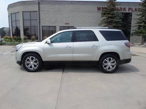2013 GMC Acadia for sale at Elite Motors in Fargo ND