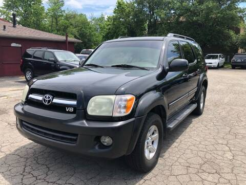 2005 Toyota Sequoia for sale at Neals Auto Sales in Louisville KY
