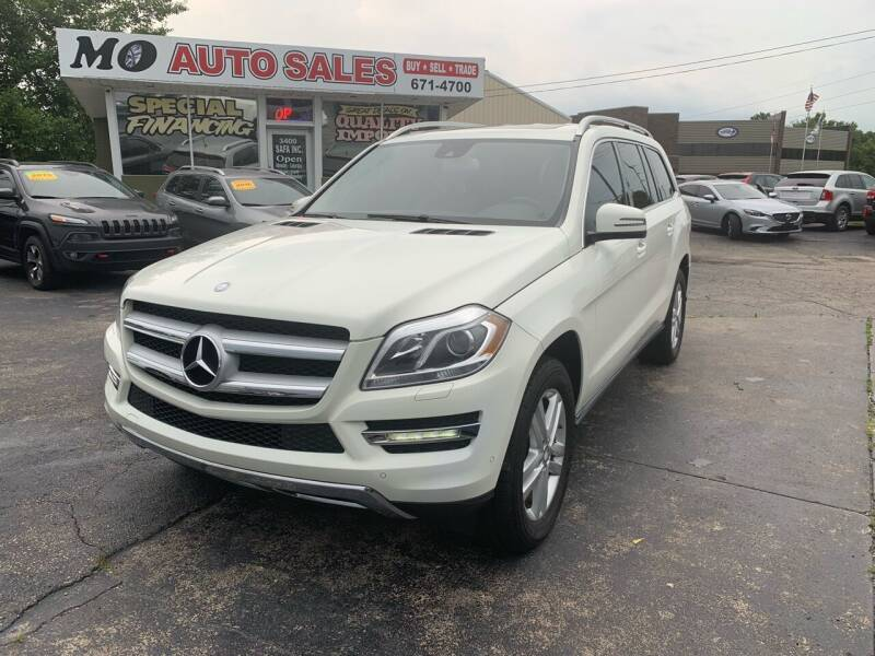 2013 Mercedes-Benz GL-Class for sale at Mo Auto Sales in Fairfield OH