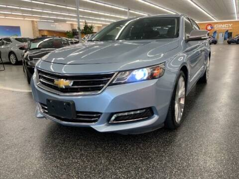 2014 Chevrolet Impala for sale at Dixie Imports in Fairfield OH
