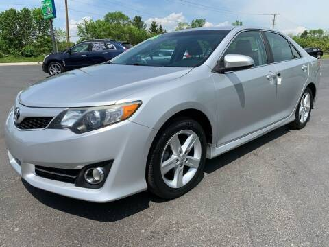 2014 Toyota Camry for sale at FREDDY'S BIG LOT in Delaware OH
