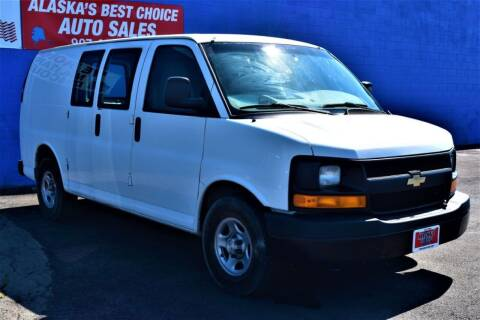 2008 Chevrolet Express Cargo for sale at Alaska Best Choice Auto Sales in Anchorage AK